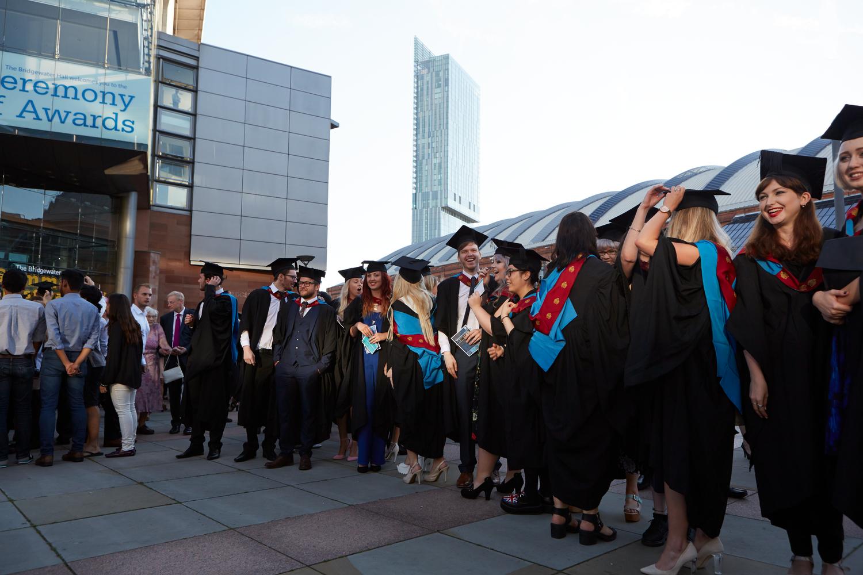 Unique University Of Manchester Graduation Gown Frieze - Ball Gown ...