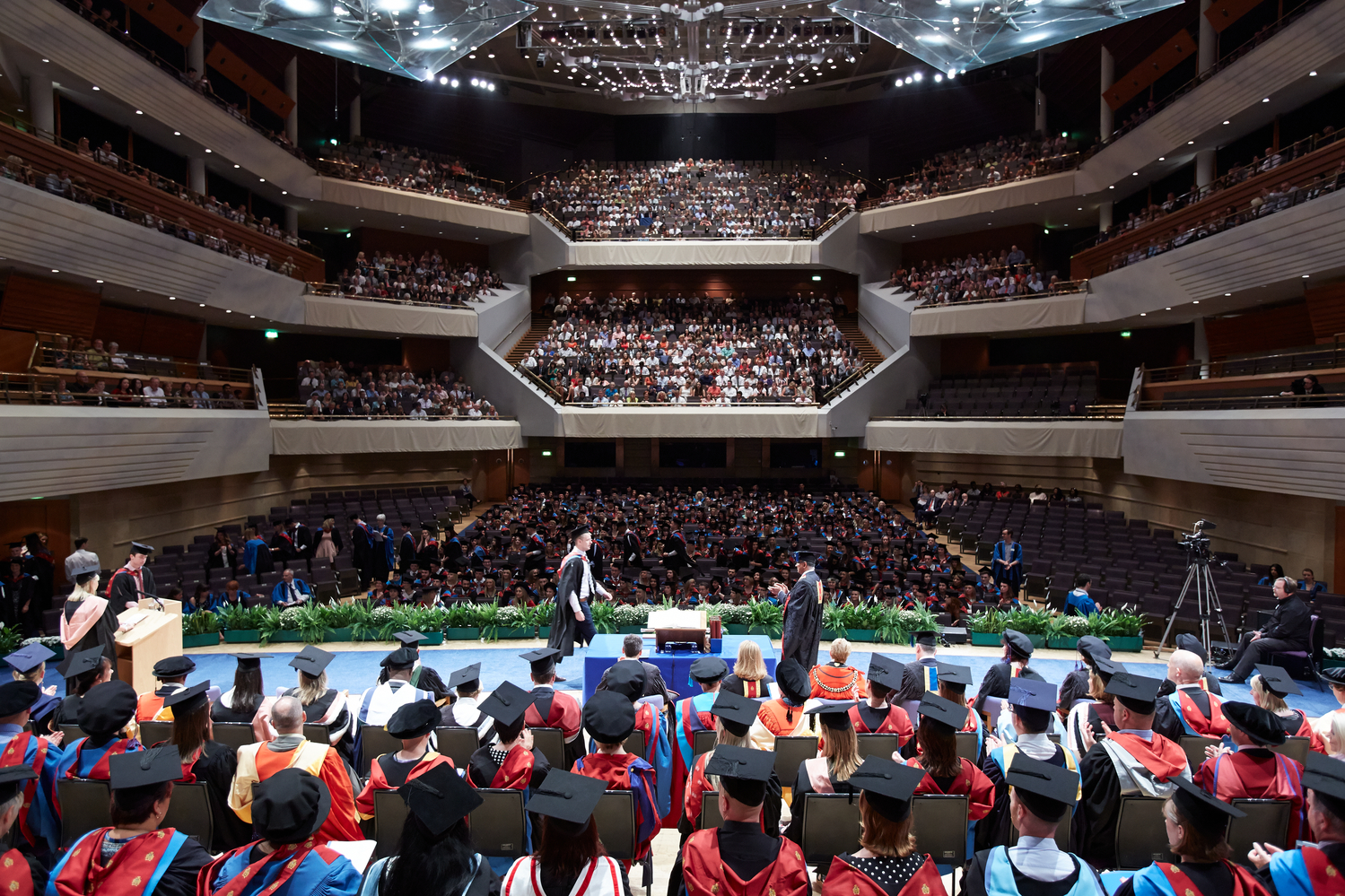 Manchester Metropolitan University - Graduation Online Booking System